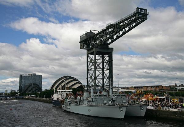 The Finnieston Crane, Glasgow - Glasgow Gallery
