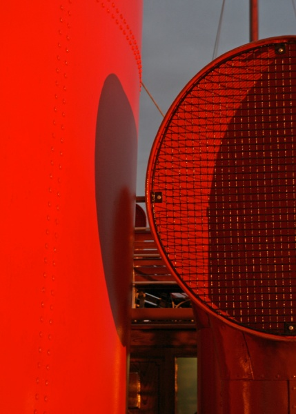 Red Vent - PS Waverley
