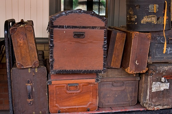 Luggage - The Golden Age of Steam