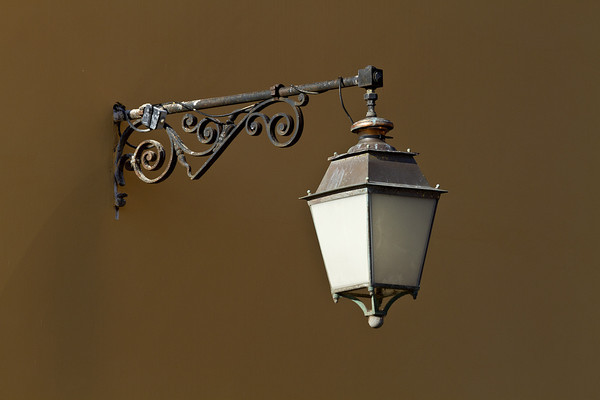 Corsican street light (MG_6343) - The Mediterranean and Europe