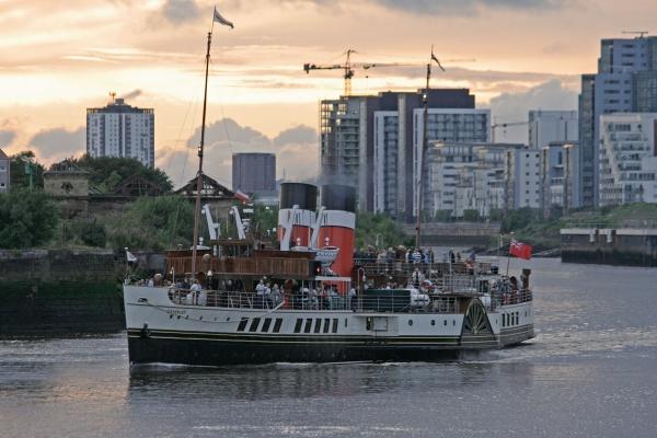 Clyde Journey - PS Waverley