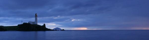 Rhapsody in Blue - Lighthouses