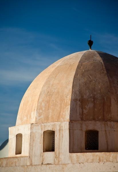 Mosque, Marrakech Kasbah (6833) - Morocco