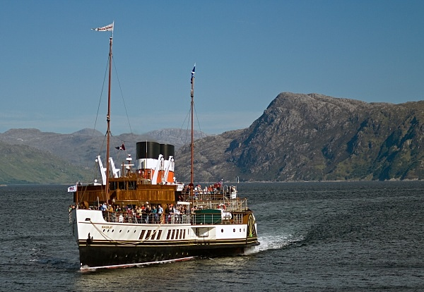Waverley, Sound of Sleat - PS Waverley