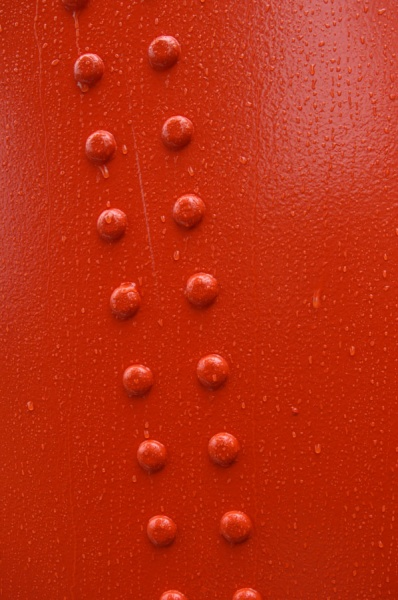 Red Rivets - PS Waverley