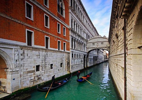 - Italy: Venice