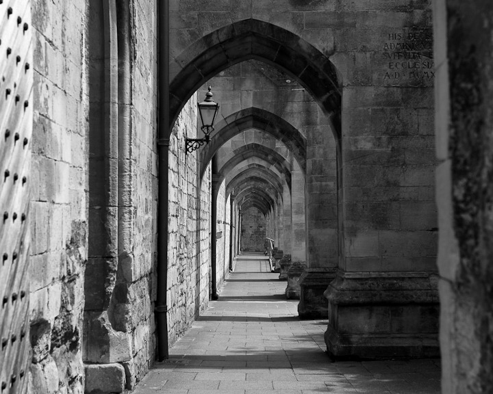 Winchester Cathedral - LFI Master Shots
