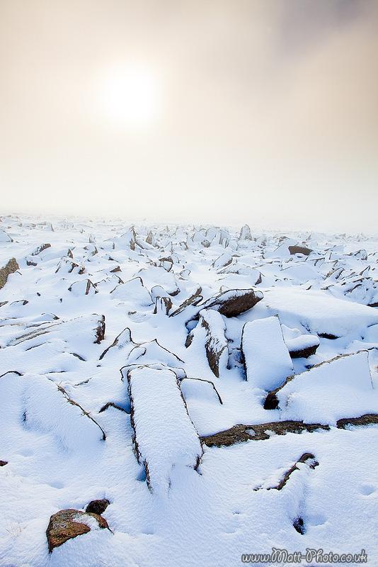 Dartmoor Snow - Dartmoor