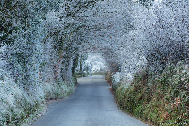 Redford - Cornwall - Towns and Countryside