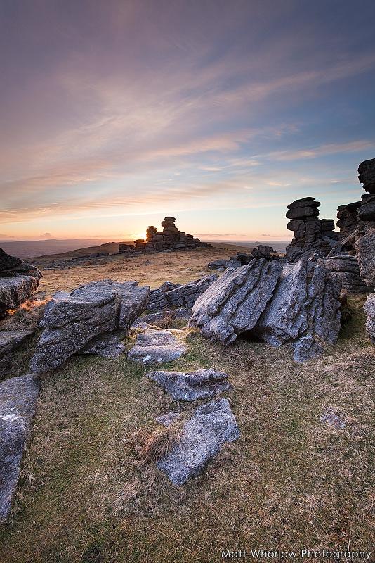 Great Staple Tor - Dartmoor