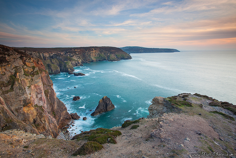 Cligga head - Cornwall - North Coast 2