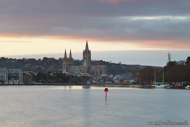 Truro - Cornwall - Towns and Countryside