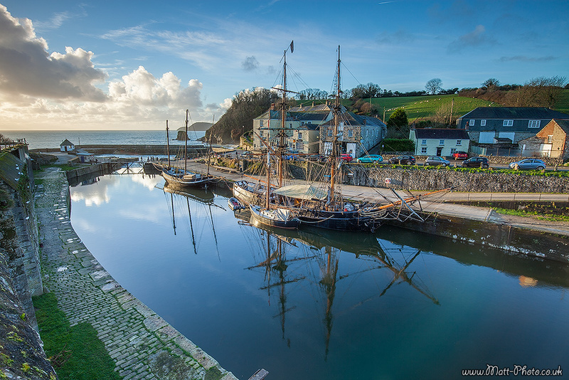 Charlestown - Cornwall - South Coast