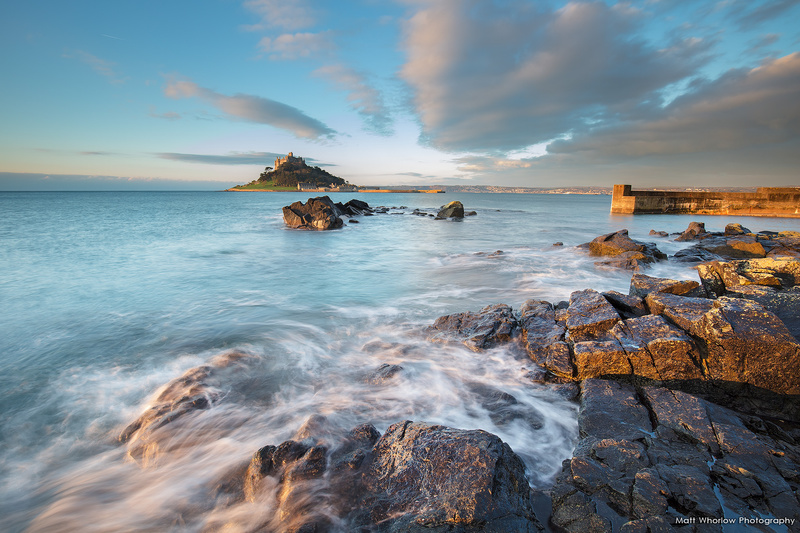 St Michael's Mount - Cornwall - West Coast