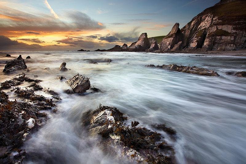 Cathedrals of Rock - South Devon