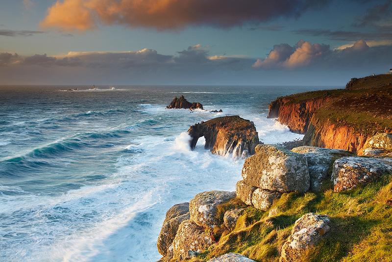Lands End - Cornwall - West Coast
