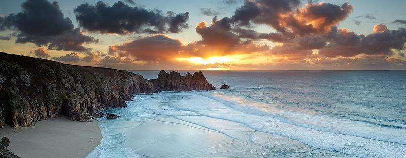 Pednvounder Beach - Panoramic