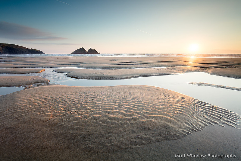 Holywell Bay - Cornish Beaches