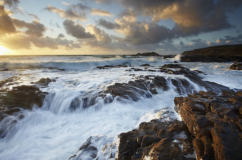 Wind lashed - Cornwall - North Coast 2