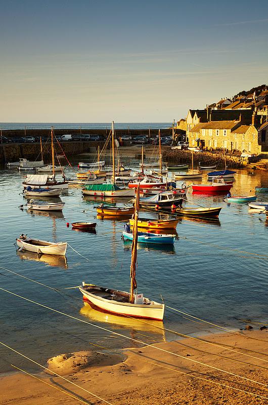 Mousehole - Cornish Towns