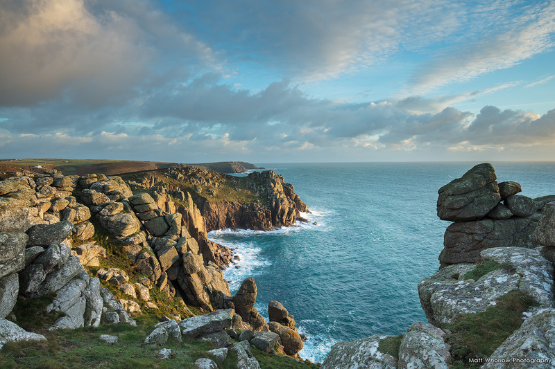 Zawn Trevilley - Cornwall - West Coast