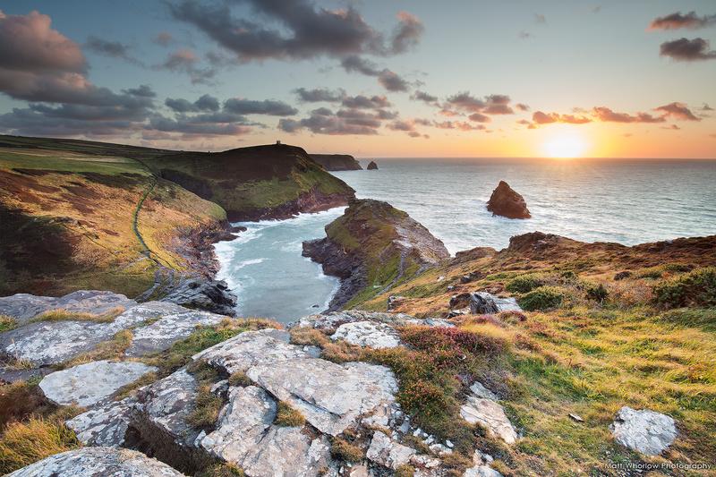 Boscastle - Cornwall - North Coast 1