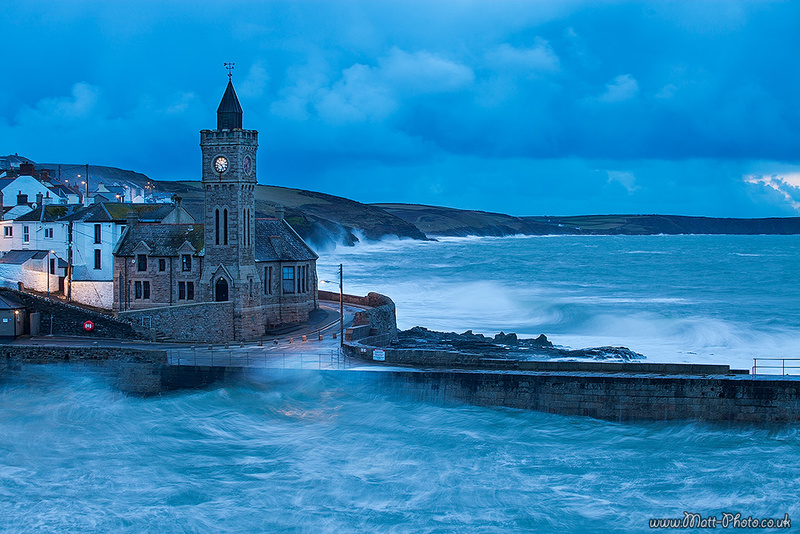 Porthleven - Cornish Towns