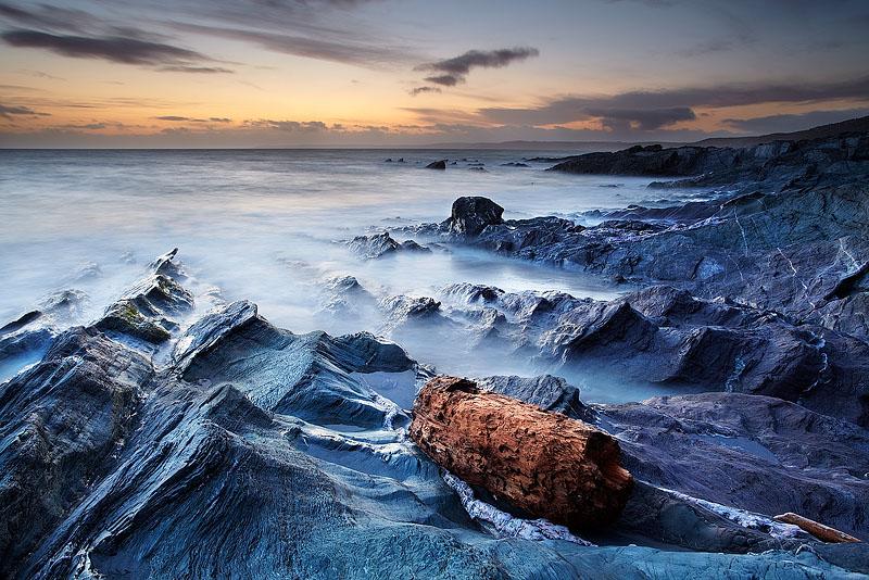Stranded - Cornwall - South Coast