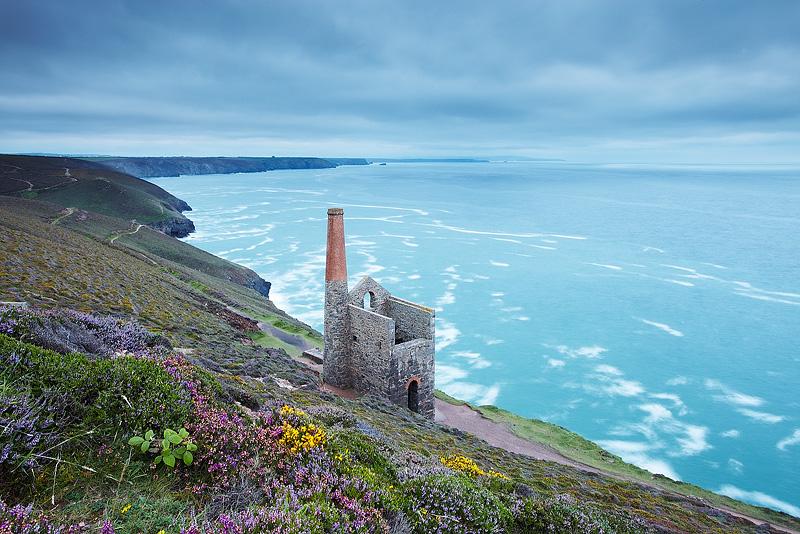 Towanroath Engine House - Cornwall - North Coast 2
