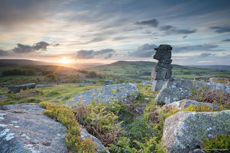 Bowerman's Nose - Dartmoor