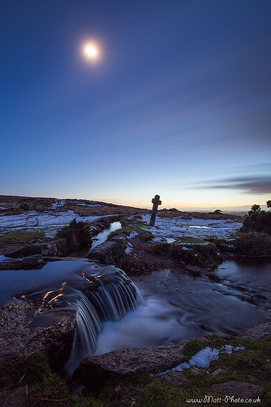Windy Post - Dartmoor