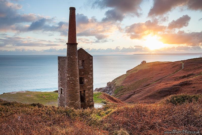 Wheal Prosper - Cornwall - West Coast
