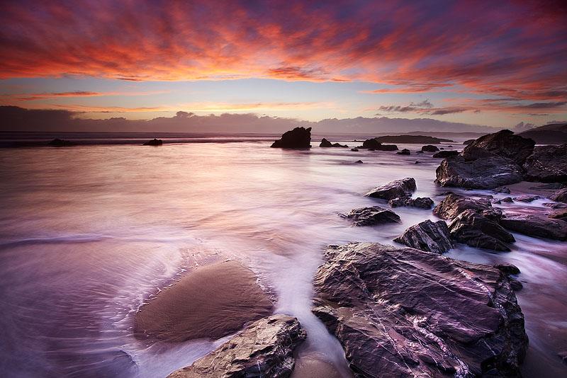 Tregonhawke beach - Cornwall - South Coast
