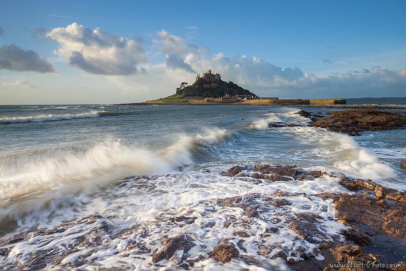 St Michael's Mount - Cornish Beaches