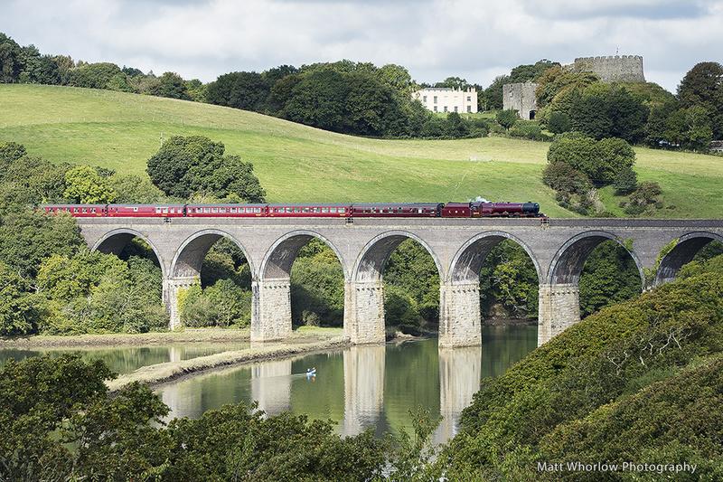 Tamar Bridge - Cornish Towns