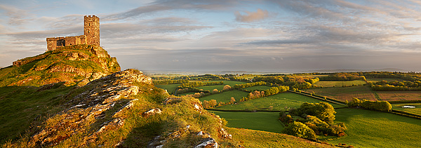 Brentor - Panoramic