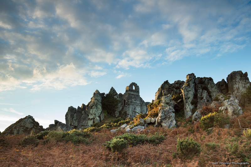 Roche Rock - Cornwall - Towns and Countryside