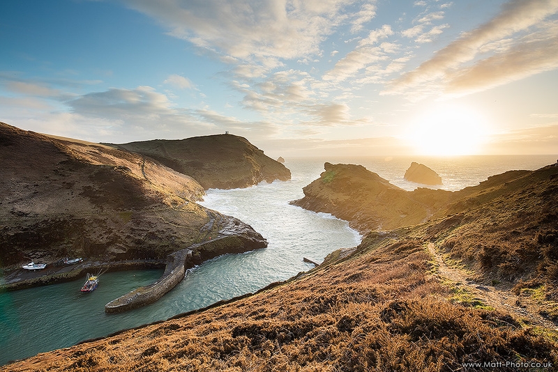 Boscastle - Cornwall - North Coast 1