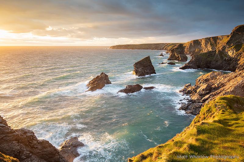Bedruthan Steps - Cornwall - North Coast 1