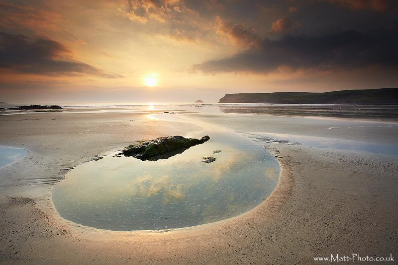 Summer Swirl - Cornwall - North Coast 1