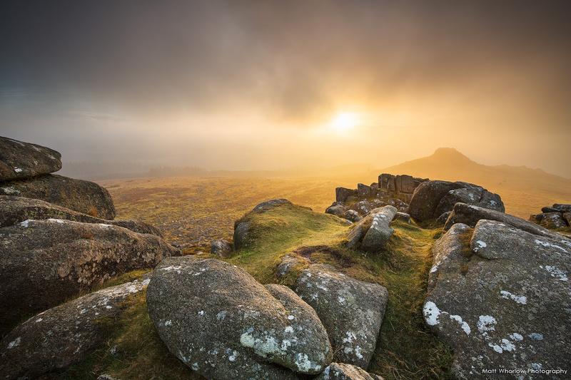 Sharpitor - Dartmoor