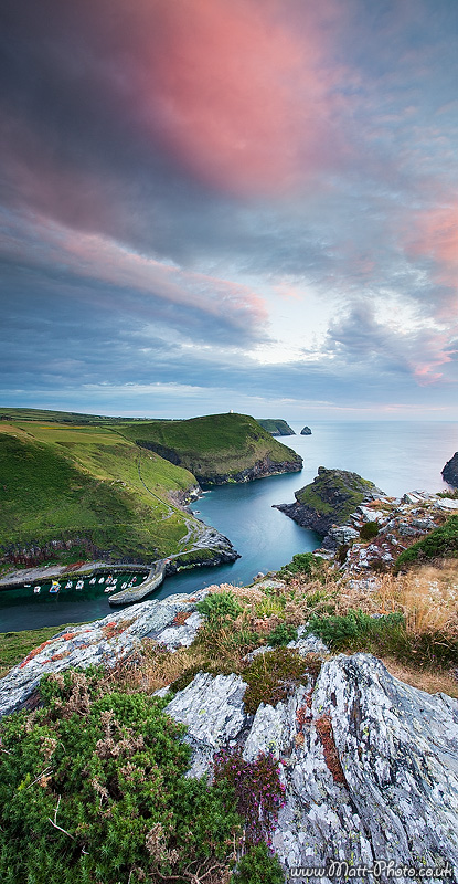 Boscastle - Panoramic