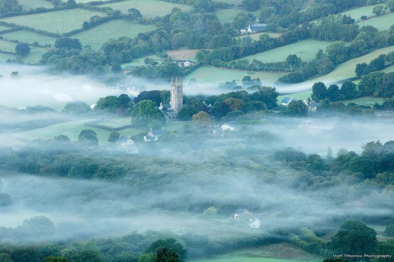 Widecombe in the Moor - Dartmoor