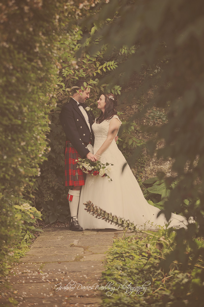 - Wedding Photography at Fonmon Castle