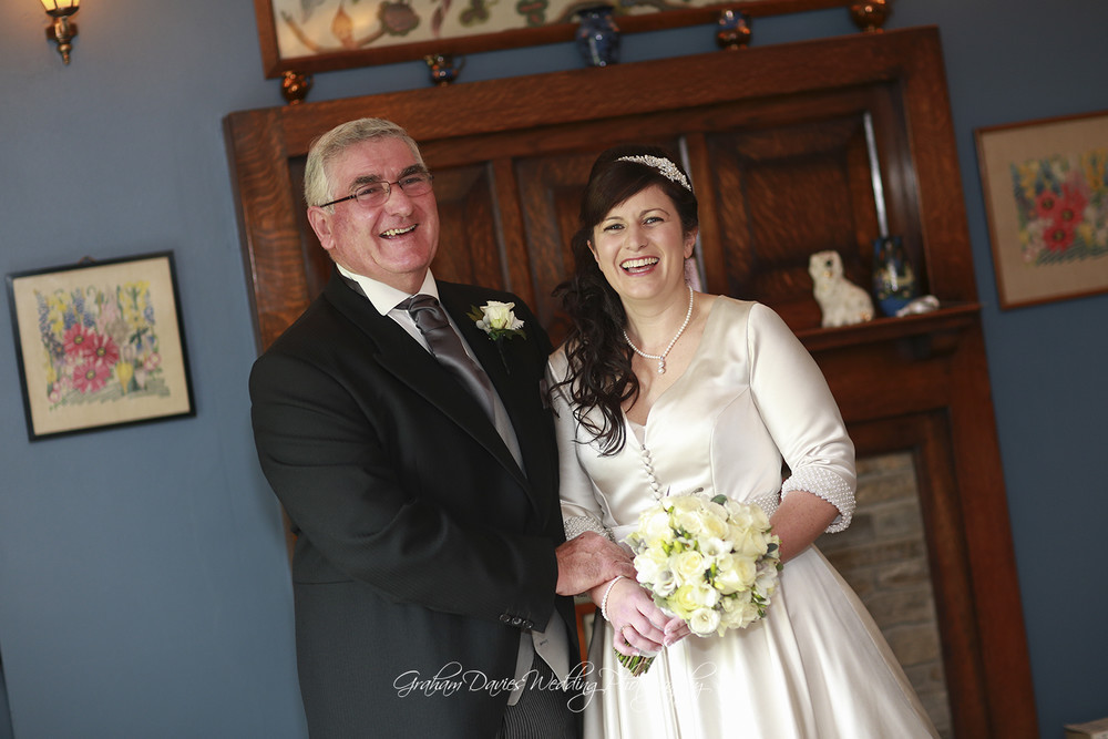 - Wedding Photography at Coed y Mwstwr Hotel