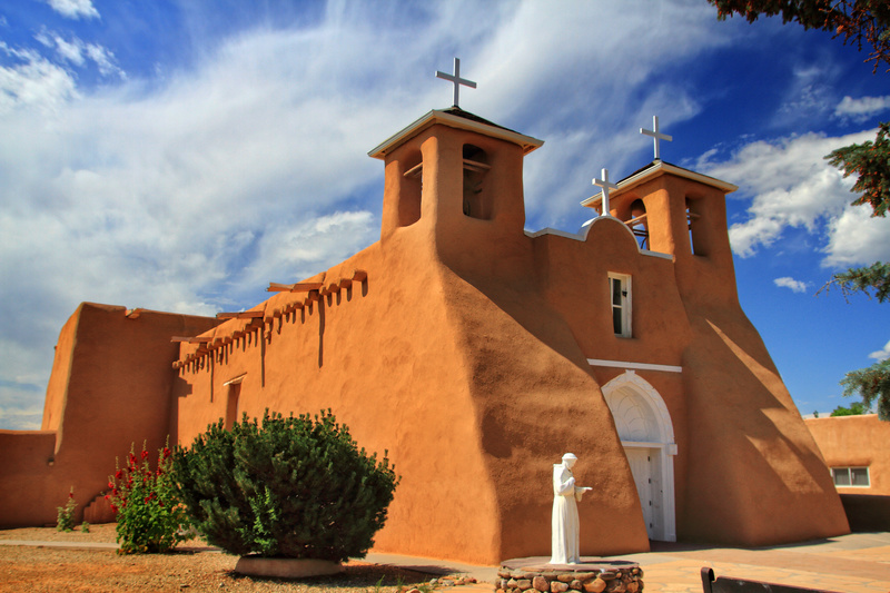 Saint Francis of Assisi Mission - New Mexico