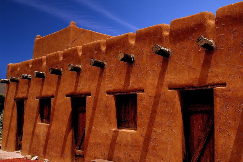 Old Fort El Paso - Texas
