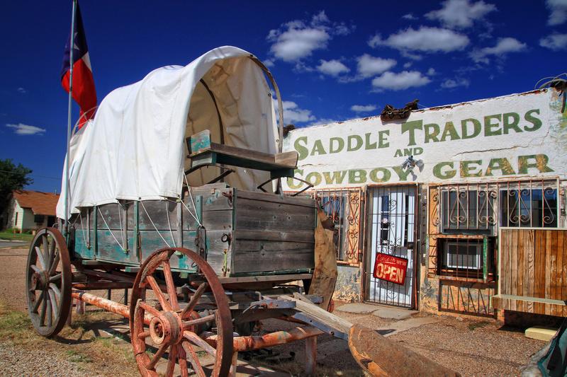 Saddle Traders - Texas