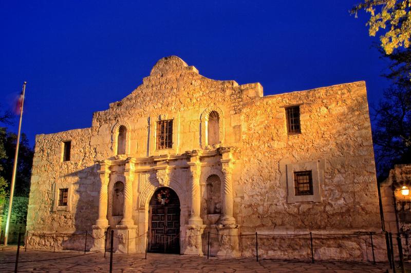Mission San Antonio De Valero The Alamo