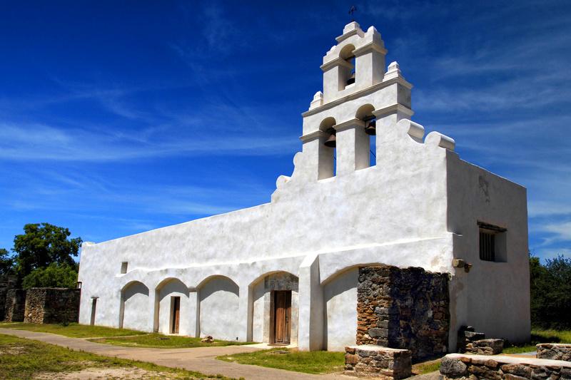 Mission San Juan Capistrano - Texas